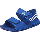 adidas Performance Kinder Badeschuhe Akwah , blau