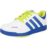 adidas Performance Kinder Sportschuhe LK Trainer 6, weiß/blau