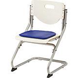 Sitzkissen für Schreibtischstuhl Chair Plus, SOFTEX, blau