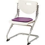 Sitzkissen für Schreibtischstuhl Chair Plus, SOFTEX, lila