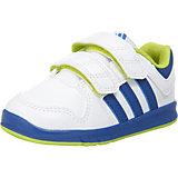 adidas Performance Baby Sportschuhe LK Trainer, weiß/blau