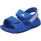 adidas Performance Baby Badeschuhe Akwah, blau