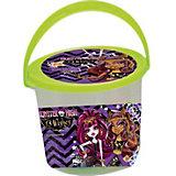 Тесто для лепки 18 цветов, Monster High