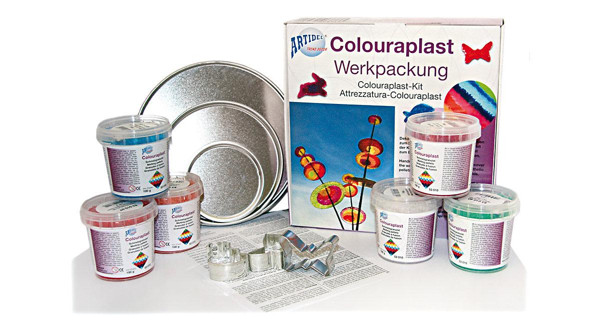 Colourplast Schmelzgranulat Werkpackung