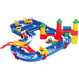 Aquaplay mit Sand & Wasserschloss