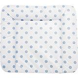 Wickelauflage Molly, Schlafmütze, blau, 85 x 75 cm