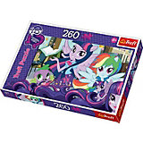 "Пазл ""Equestria Girls"", 260 деталей, Trefl"