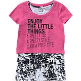 S.OLIVER Set T-Shirt + Top für Mädchen
