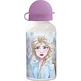 Alu Trinkflasche Die Eiskönigin, 400 ml
