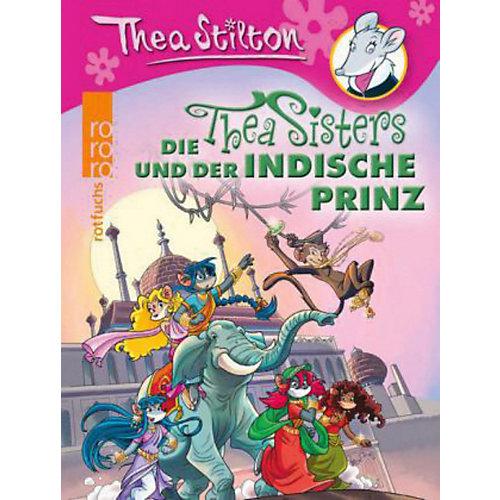 Buch - Die Thea Sisters und der indische Prinz