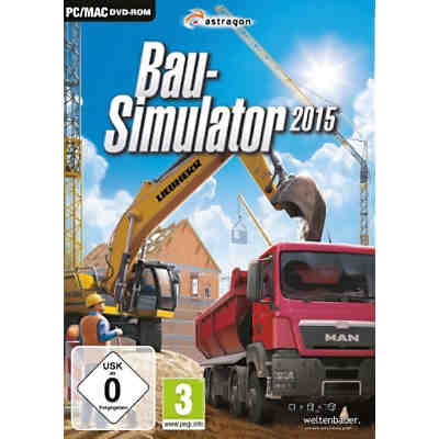 PC Bau-Simulator 2015