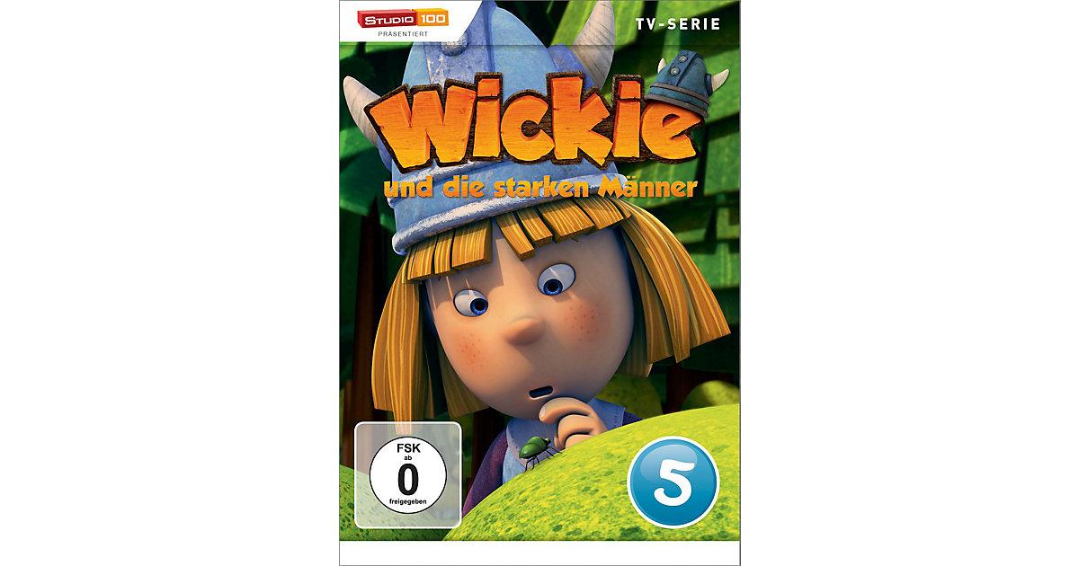 DVD Wickie und die starken Männer 05