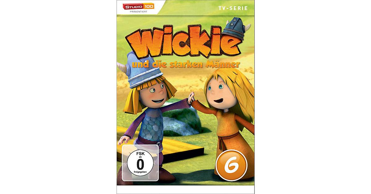 DVD Wickie und die starken Männer 06