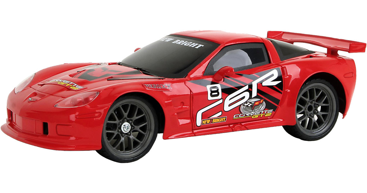 RC Corvette Blitz