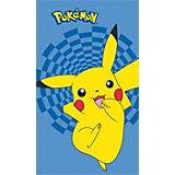 Badetuch Pokemon, Pokemon Pikachu, 70 x 120 cm