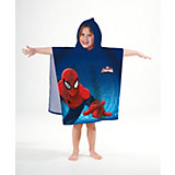 Badeponcho Spider-Man, Spider-Man Ultimate, 60 x 120 cm