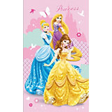 Badetuch Disney Princess, Princess Sweet Trio, 70 x 120 cm