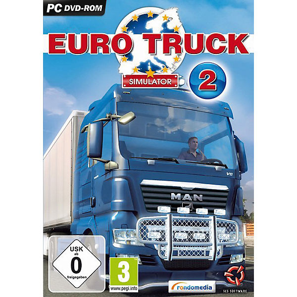 PC Euro Truck Simulator 2