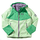 JACK WOLFSKIN Kinder Softshelljacke COLD MOUNTAIN