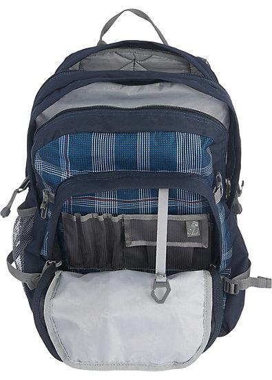 jack wolfskin rucksack berkeley 30 l jack wolfskin blau. Black Bedroom Furniture Sets. Home Design Ideas
