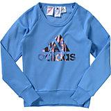 adidas Performance Sweatshirt ClimaLite für Mädchen