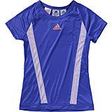 adidas Performance Tennis T-Shirt ClimaCool für Mädchen