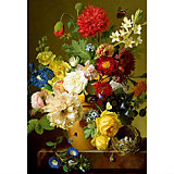 "Пазл  ""Натюрморт с цветами"", 1500 деталей, Trefl"