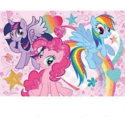 """Пазл """"Мои маленькие пони"""", 50 деталей, My little Pony"""