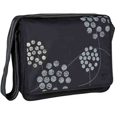 Wickeltasche, Casual, Messenger Bag, Barberry black