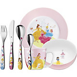 WMF Kinderbesteck Disney Princess, 7-tlg.