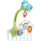Fisher-Price - Rainforest 3-in-1 Mobile
