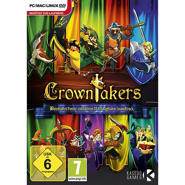 PC Crowntakers