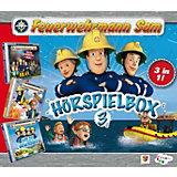 CD Feuerwehrmann Sam - Hörspielbox 3