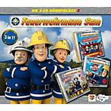 CD Feuerwehrmann Sam - Hörspielbox 2