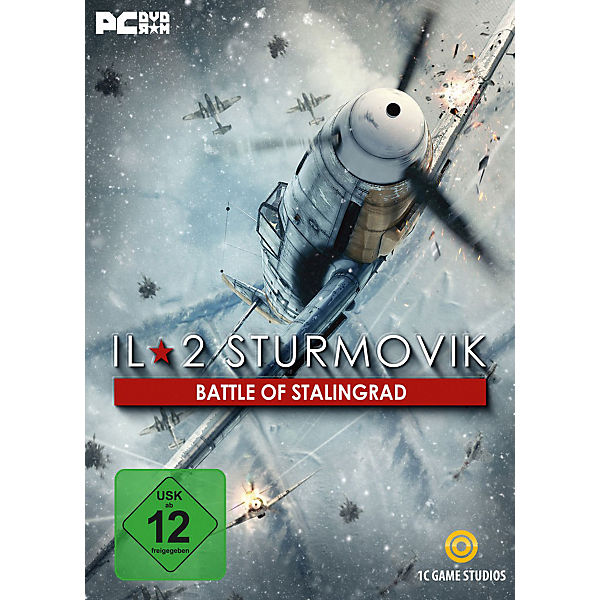 PC IL-2 Sturmovik: Battle of Stalingrad