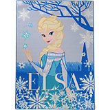 Kinderteppich Die Eiskönigin, Elsa, 95 x 133 cm