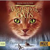 Warrior Cats: Zeichen der Sterne - Stimmen der Nacht, 5 Audio-CDs