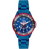 S.OLIVER Kinder Armbanduhr Mops, blau