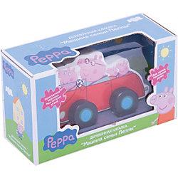 "Каталка ""Машина семьи Пеппы"", Свинка Пеппа"