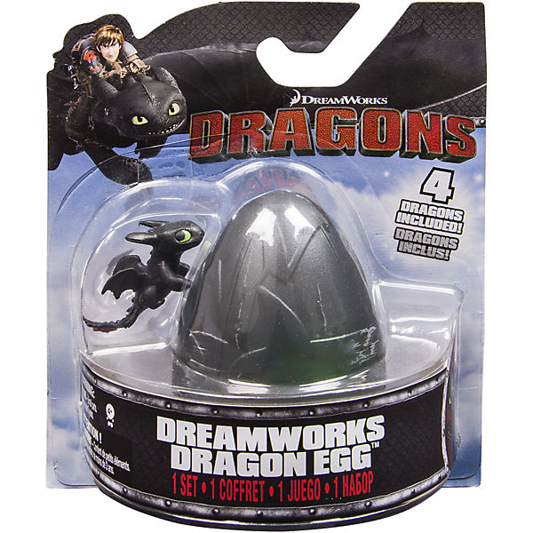 Dragons Eier