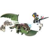 """Набор """"Беззубик и Иккинг против дракона"""" (Как приручить дракона 2), Spin Master"""