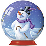 "3D Пазл ""Рождественские истории"", 54 детали, Ravensburger"