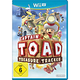Wii U Captain Toads Treasure Tracker