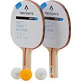 Tischtennisschläger Set Match DX
