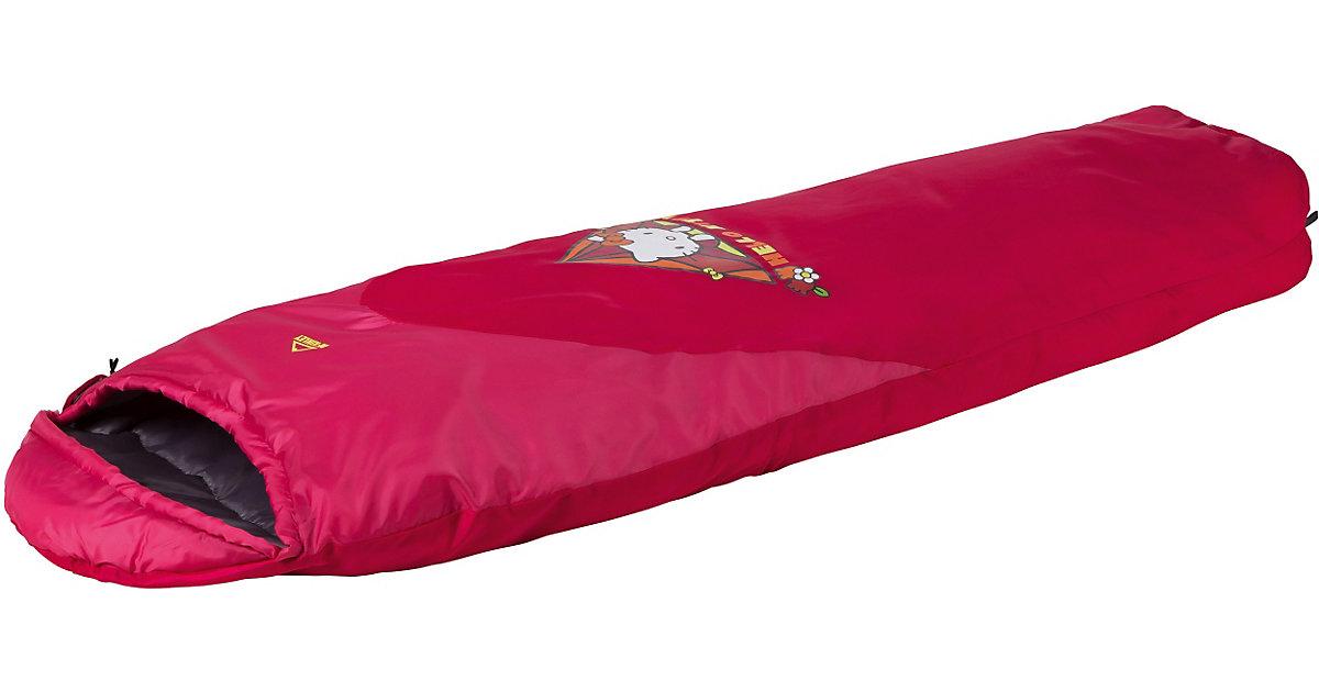 Mumienschlafsack Sleep, rot/pink 125R