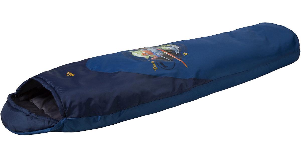 Mumienschlafsack Sleep, blau 125R