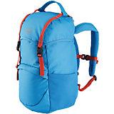 Rucksack Badger 12, blau/rot