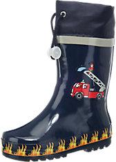 Kinder Gummistiefel Feuerwehr