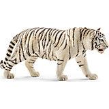 Тигр белый, Schleich