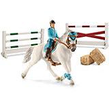 Schleich Pferde: 42190 Turnierset